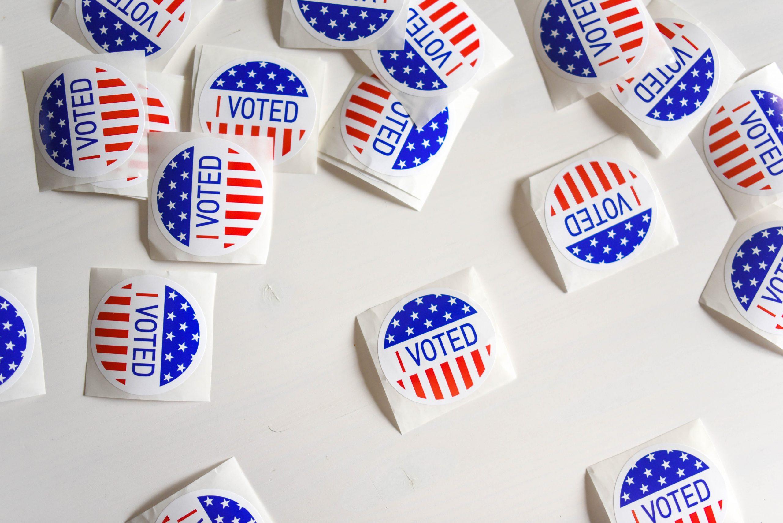 Election Day: November 3rd, 2020