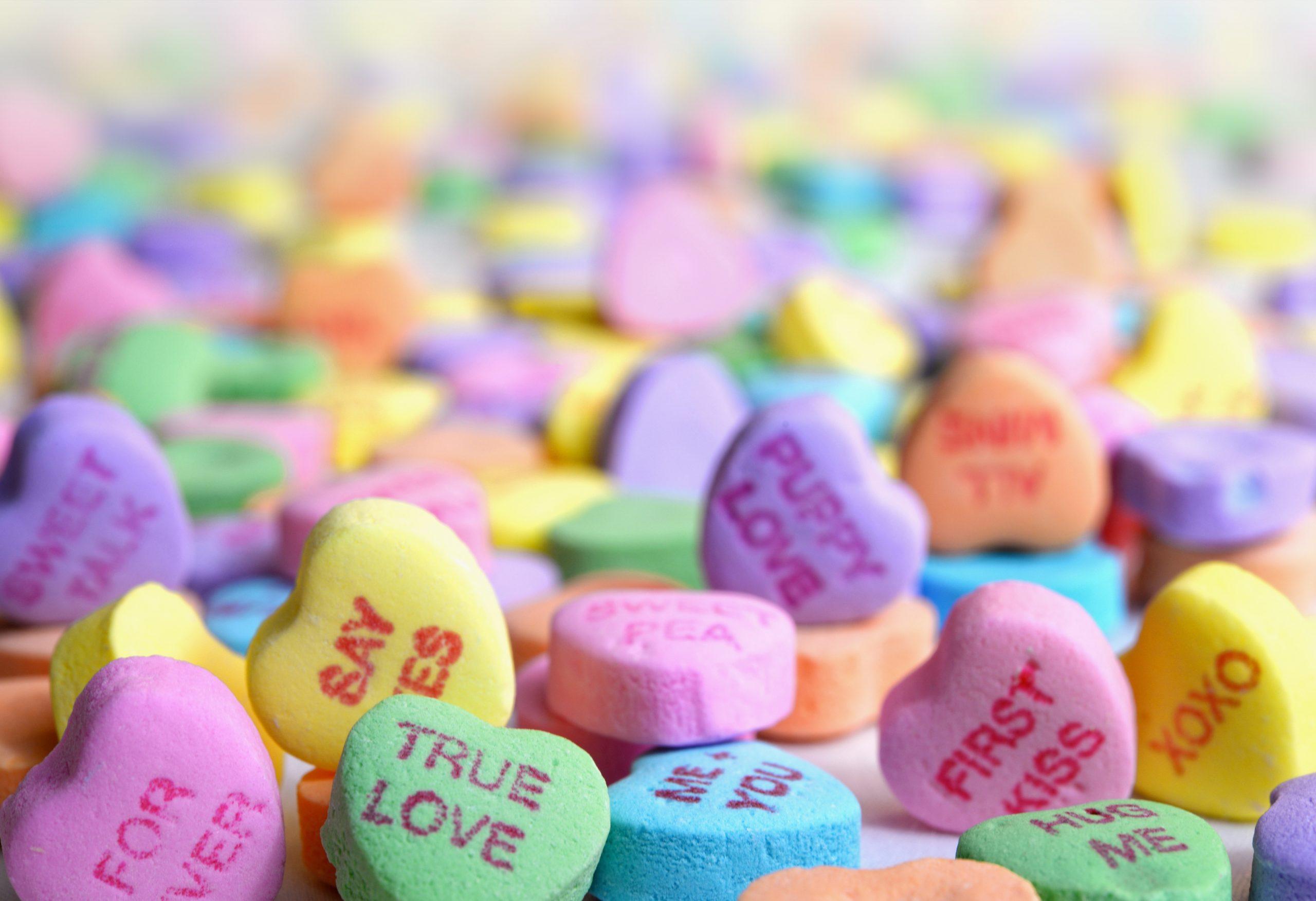 Residents Receive Valentines